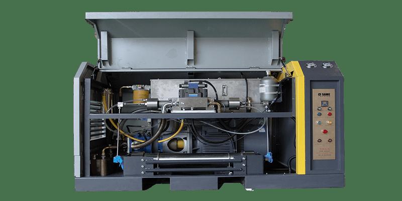 50HC Hydraulic Pump internal map