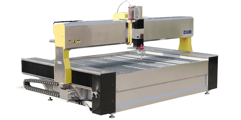 Gantry Type Water jet cutter machine for sale