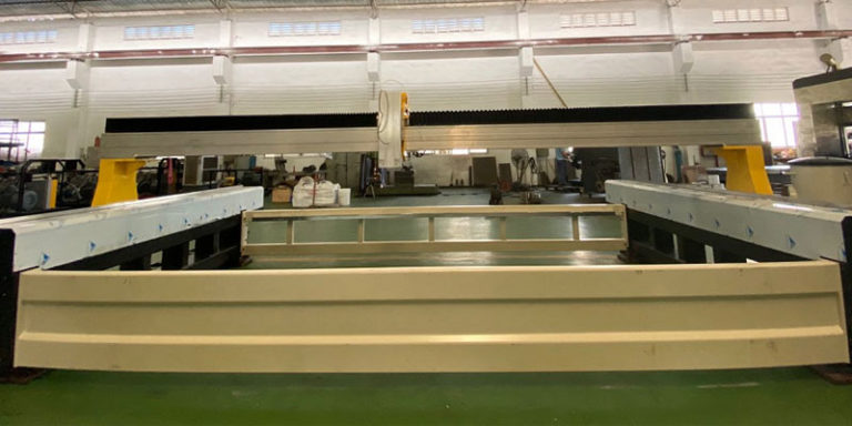 Big Size for Gantry Type Water jet cutiing machine