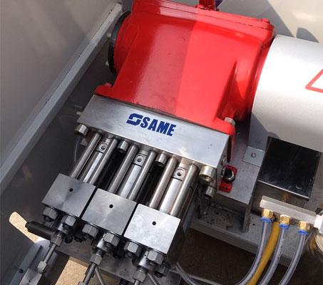 Parts of HJ400 Direct Drive Pump