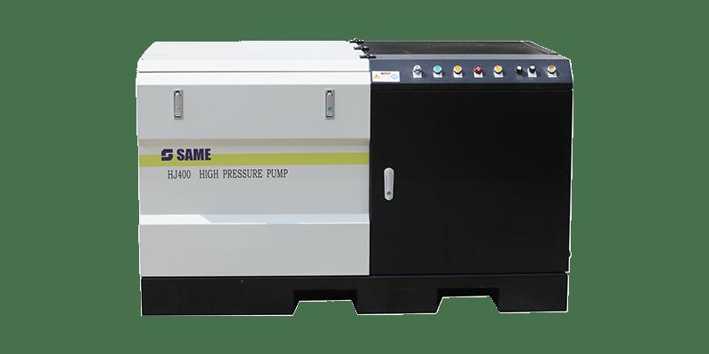 HJ400 Direct Drive Pump machine 2st