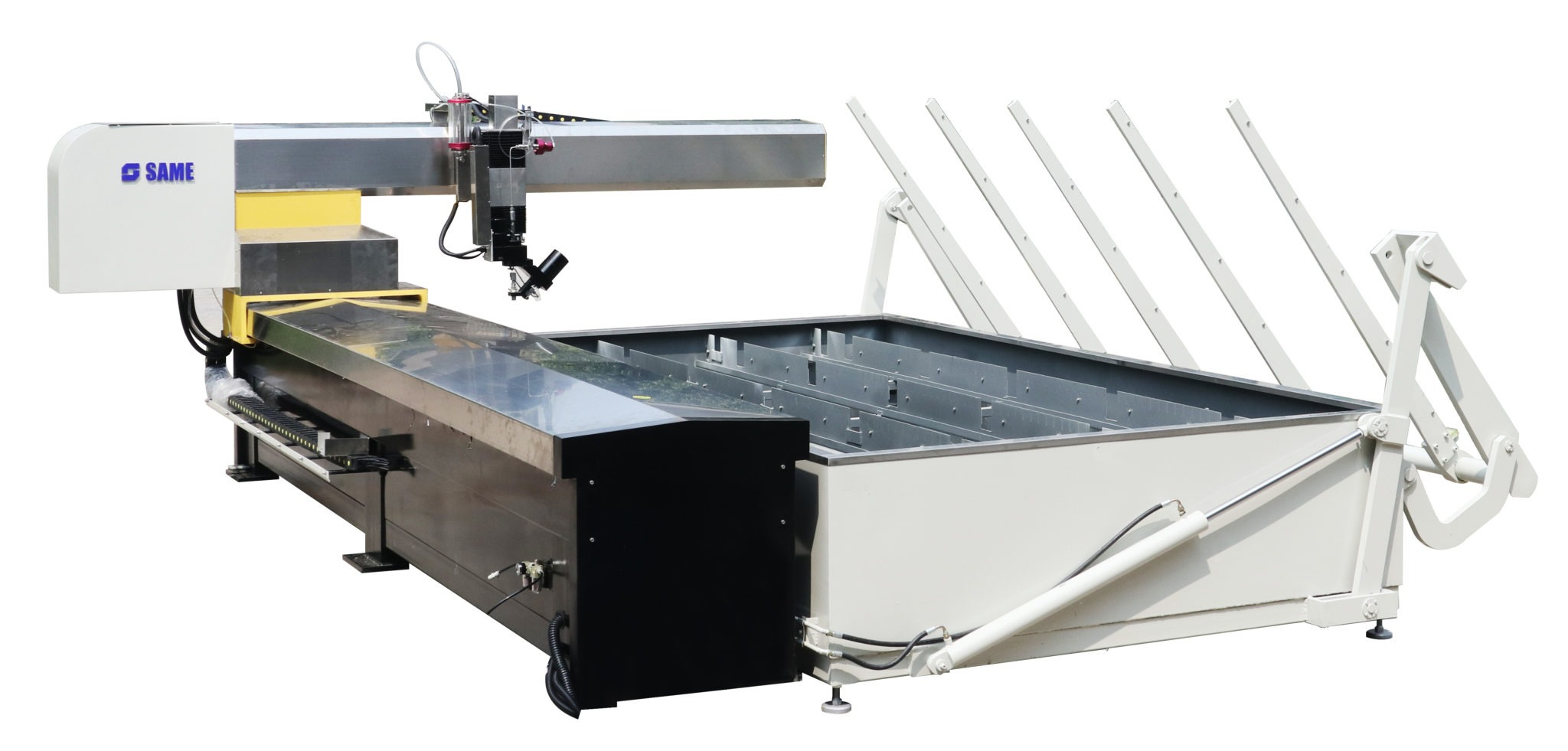 WT series water jet cutting machine