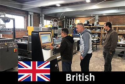 British-client