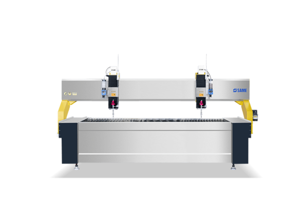 GANTRY Double Head 2515 cutting table