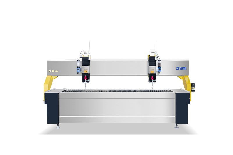 GANTRY Double Head 2516 cutting table