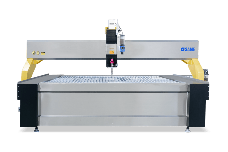 G2515 3 axis waterjet cutting machine