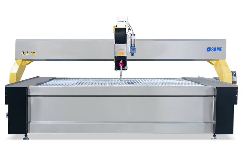 G3020 3 axis waterjet cutting machine