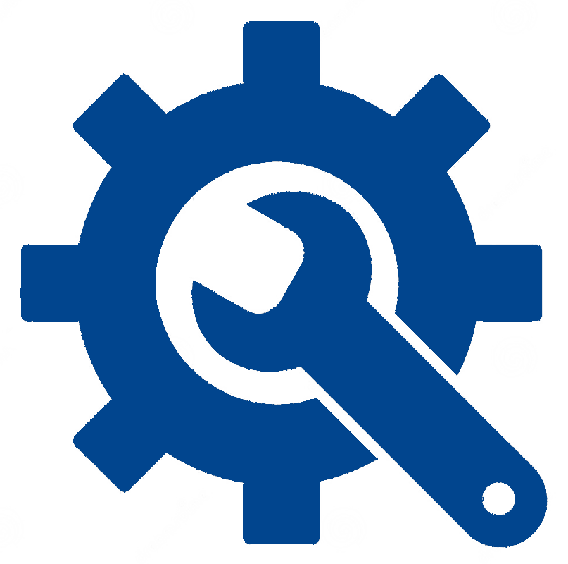 Machine manufacturing icon 1