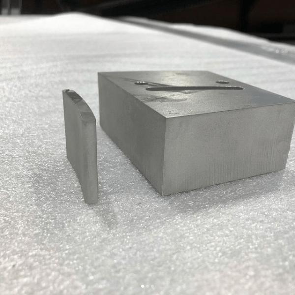 Stainless Aluminum samples