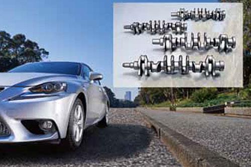 Automotive steel project