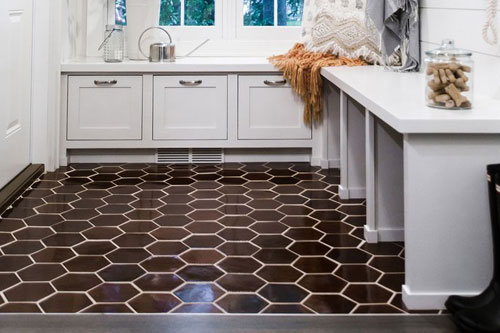 Floor-tile-mosaic-project