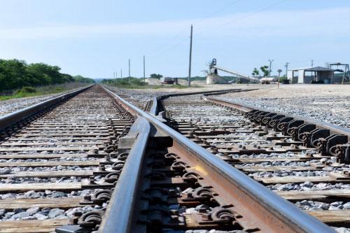 Railway rail project