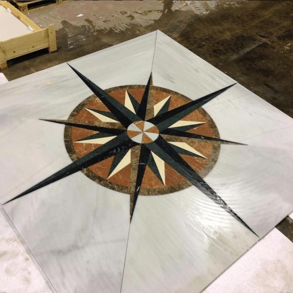 Tile cutting samples