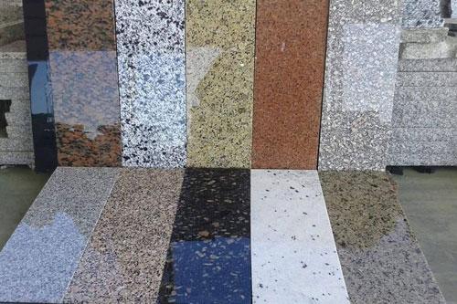 Granite-tiles