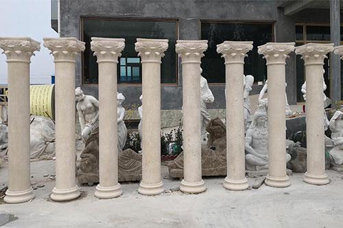 Marble-Pillars