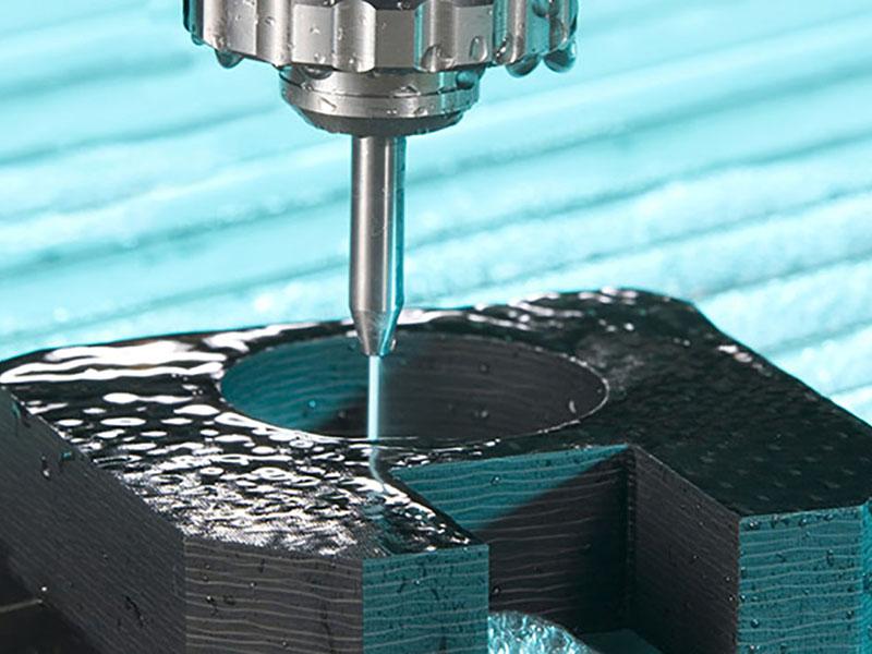 Samples of waterjet cutting carbon fiber (6)