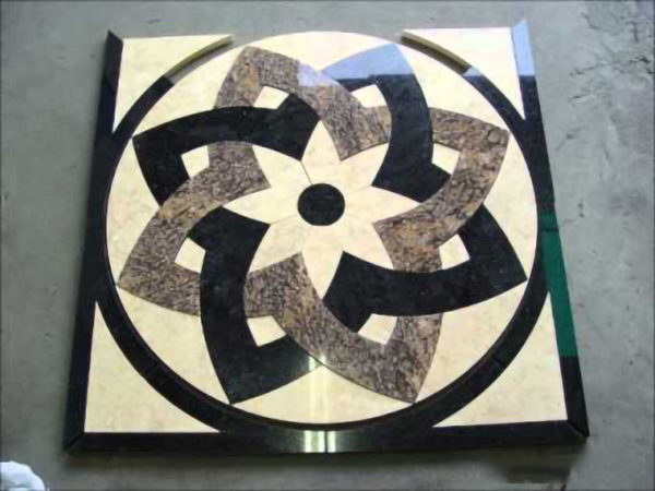 Samples of waterjet cutting marble (3)