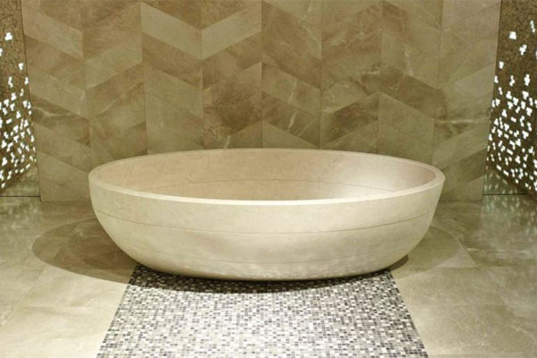 rock bathtubs